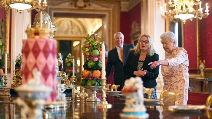 Любимият летен десерт на кралското семейство