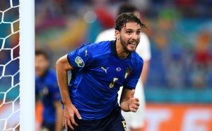 ГЛЕДАЙТЕ НА ЖИВО: Италия 3:0 Швейцария, отмениха гол в Рим