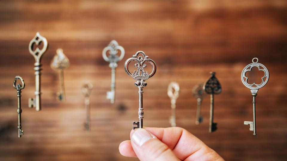 ключ ключове
