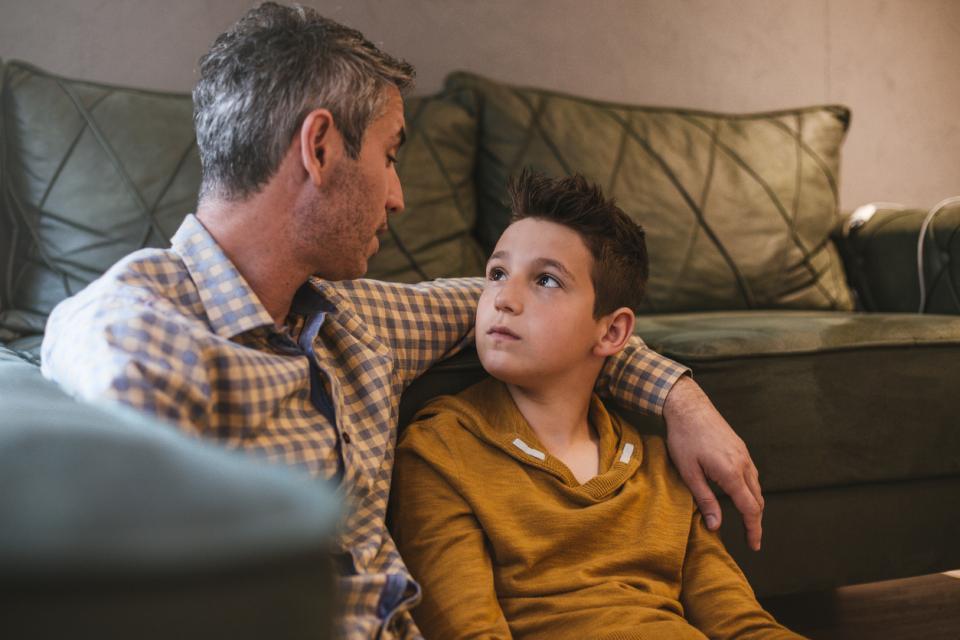 дете деца родители разговор тийнейджър
