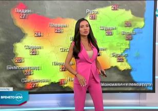 Прогноза за времето (19.06.2021 - обедна емисия)