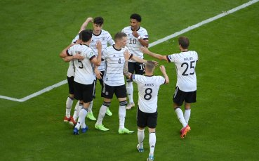 Германия разплака Роналдо и компания в голов спектакъл