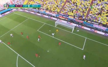 Португалия - Германия 2:4 /репортаж/