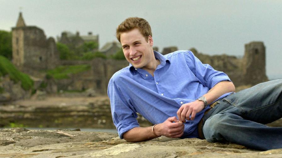 """Принц Уилям Артър Филип Луи е роден на 21 юни 1982 г. в 21:03 часа в болницата """"Сейнт Мери"""", Лондон."""