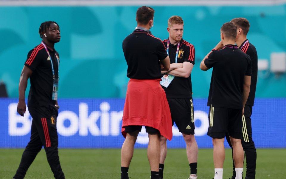 Белгия ще гони трета победа срещу Финландия в последния двубой