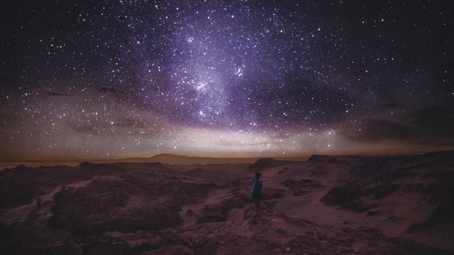 """Ще можем да наблюдаваме Марс в яркия звезден куп """"Ясли"""""""