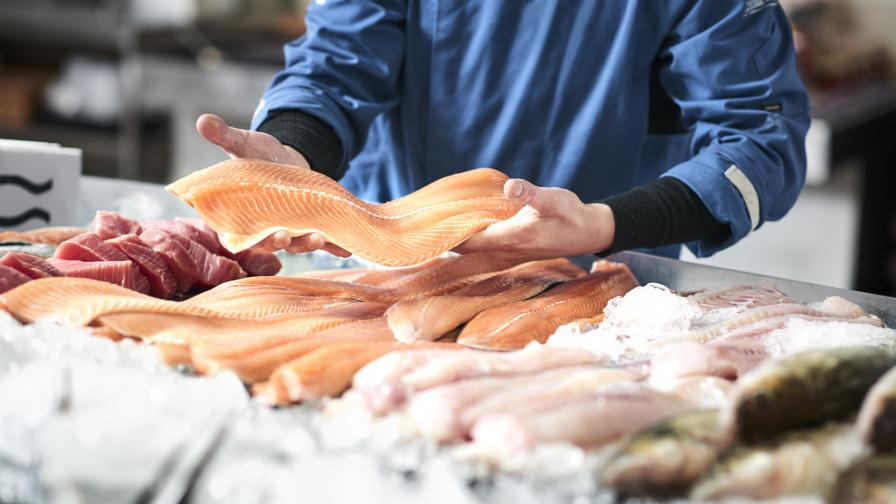 Как да разпознаем дали рибата е прясна