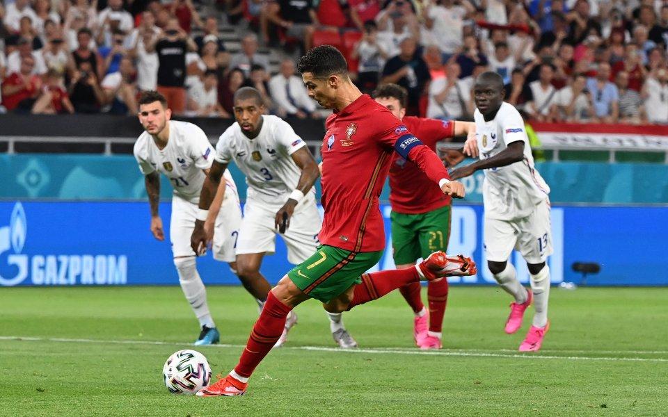 Европейският шампион Португалия и световният първенец Франция се сблъскват в