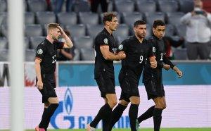 """Зрелище на """"Алианц Арена""""! Германия се измъкна на косъм след голов спектакъл срещу Унгария"""