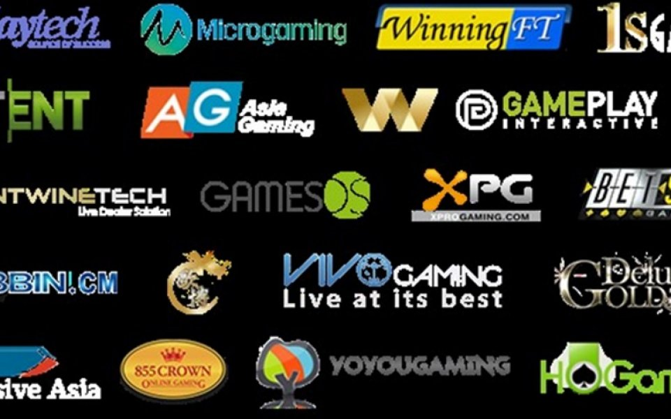 Кои са най-известните компании за казино софтуер