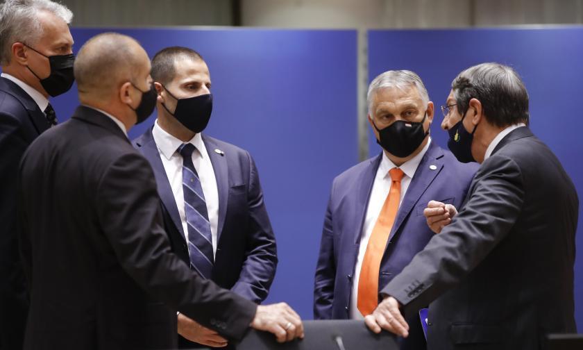 Посещение на президента Румен Радев в Брюксел