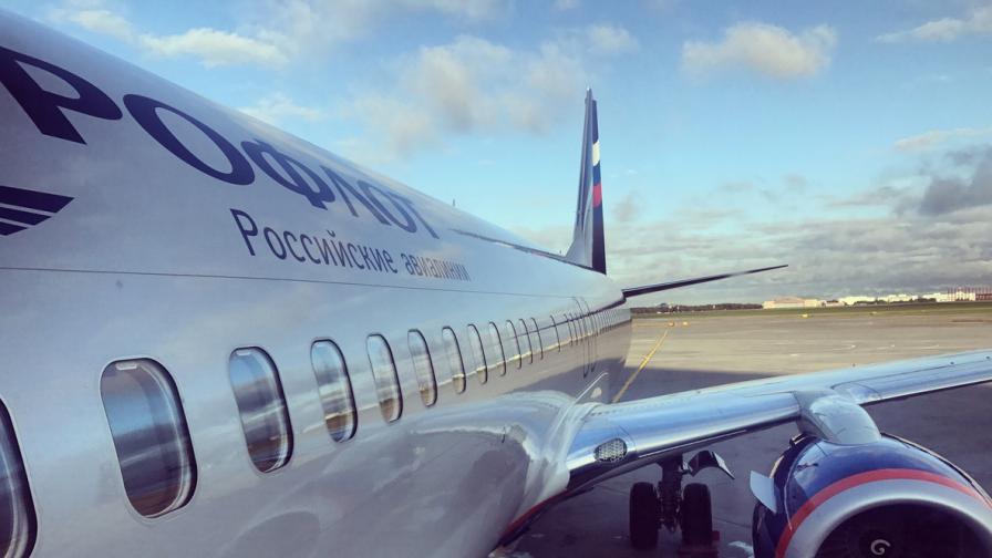 МВнР: Русия възобновява полетите с България