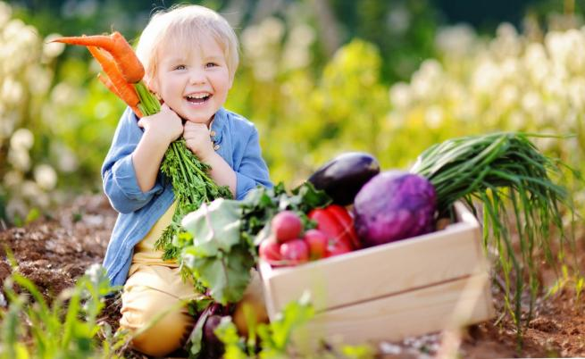 Как да накараме децата да ядат повече зеленчуци?