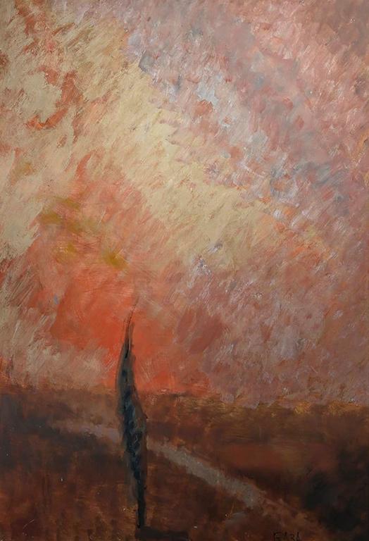 <p>Въпреки достолепните си девет десетилетия Елза Гоева за последните десет години активно участва в програмата на Галерия Арте - със самостоятелна изложба или в обща, съвместно с картините на съпруга си Владо или дъщеря си Нуша. Всяка година сме показвали великолепните й творби, нарисувани непосредствено преди събитието.</p>