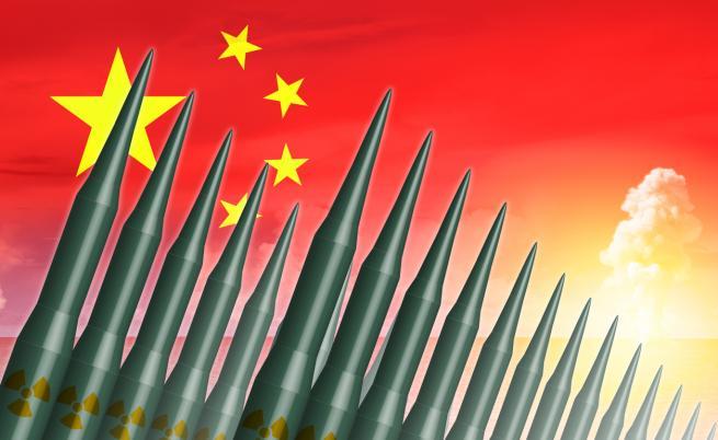 Китай изглежда променя баланса на ядрените сили
