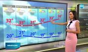 Прогноза за времето (06.07.2021 - сутрешна)