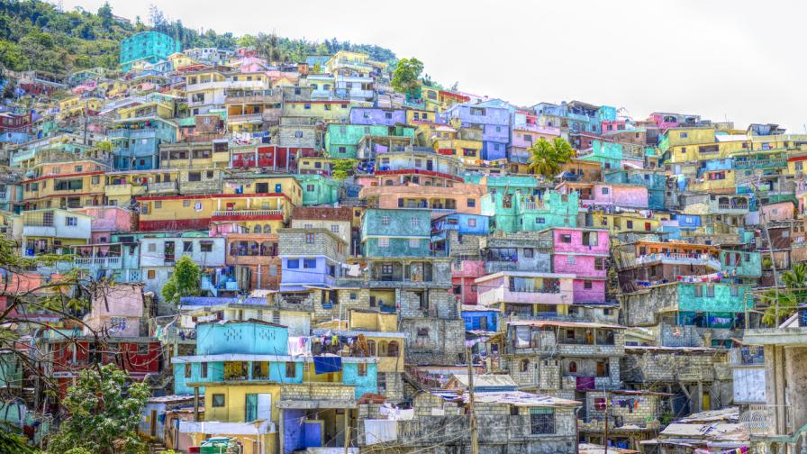 <p>Първата дама на Хаити е в критично състояние&nbsp;</p>