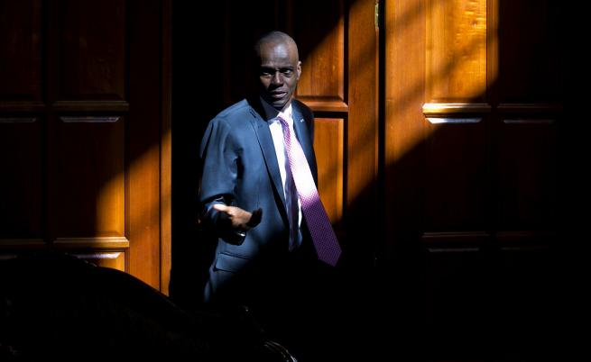 Кой уби президента на Хаити Жувенел Моиз?