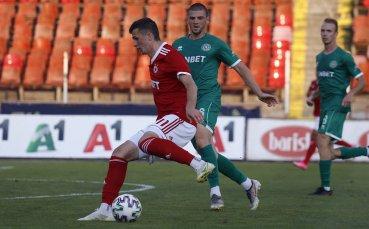 ЦСКА се отървава от трансферен провал