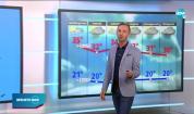 Прогноза за времето (14.07.2021 - обедна емисия)