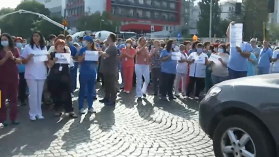"""Петров каза, защо са уволнили шефа на """"Пирогов"""""""
