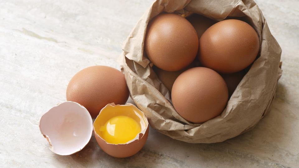 яйца храна протеин