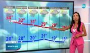 Прогноза за времето (17.07.2021 - централна)