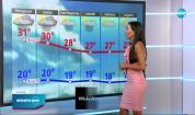 Прогноза за времето (19.07.2021 - обедна емисия)