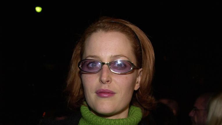 Джилиан Андерсън през годините