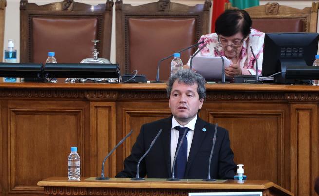 Тошко Йорданов: Трябва да има правителство, което да продължи работата на служебния кабинет