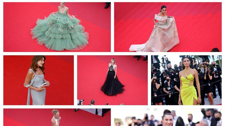 Модните критици имат какво да кажат за звездните дефилета по червения килим на фестивала в Кан