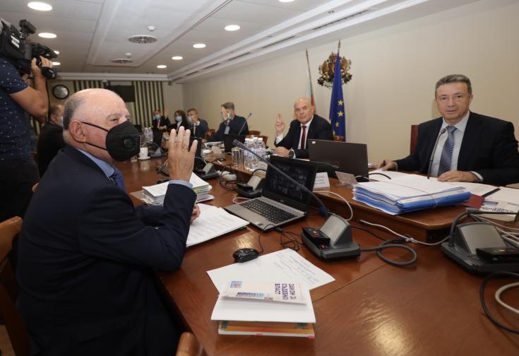ВСС обсъжда искането за оставка на Иван Гешев