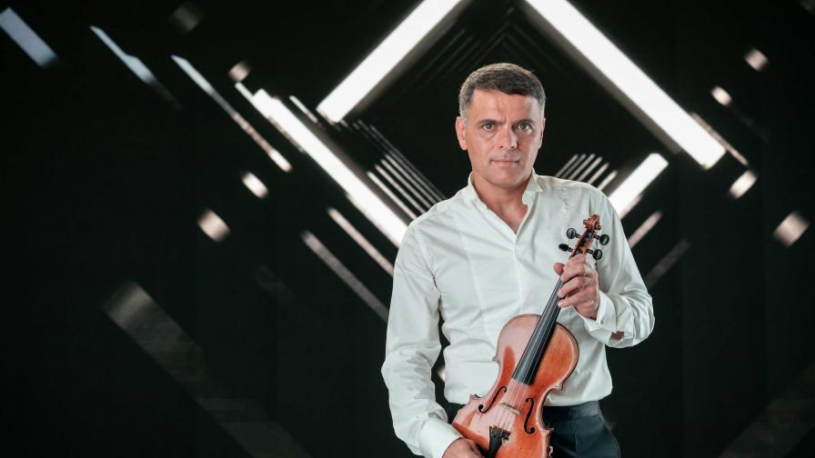 Васко Василев с таен концерт за отбрана публика