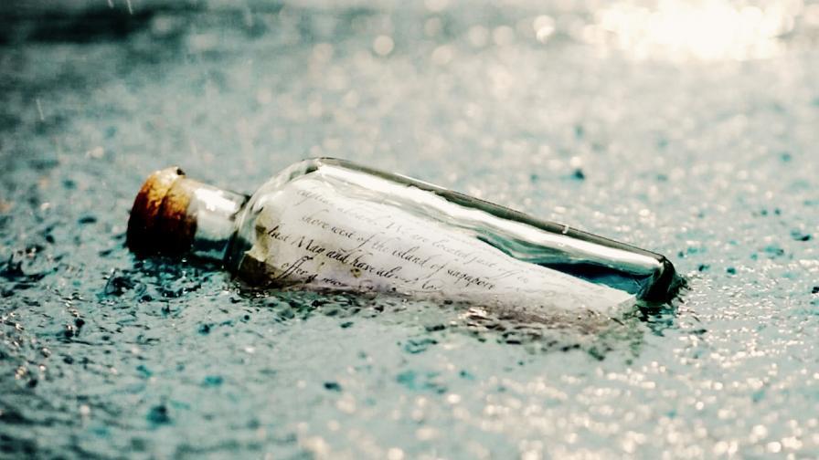<p>Шест удивителни истории от писма в бутилка</p>