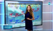 Прогноза за времето (22.07.2021 - централна емисия)