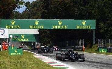 Монца ще бъде домакин на второто спринтово състезание във Формула 1