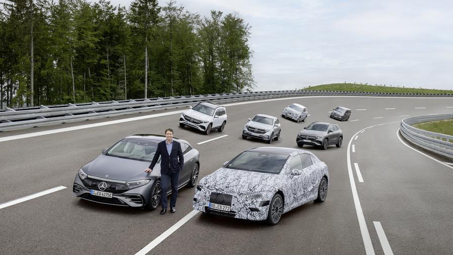 <p>Mercedes минава на ток през 2030 г.</p>