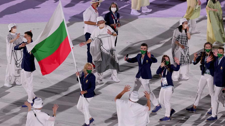 Красива церемония на Олимпийския стадион в Токио
