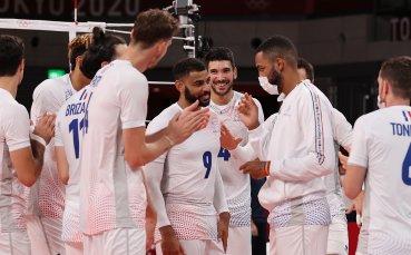 Франция се позабавлява с аутсайдера Тунис за първа победа на Токио 2020