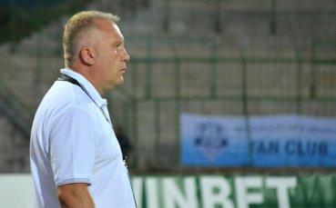 Киров: Във футбола няма невъзможни неща, настроението в клуба е добро