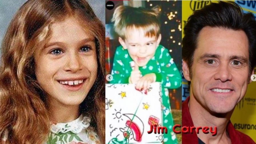 <p>Познахте ли ги? Холивудските звезди като деца</p>