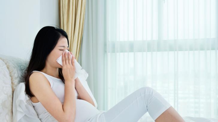 Причинява ли бременността появата на алергии и какво трябва да знаем?