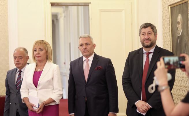 Как реагираха политическите сили на кандидатурата на Пламен Николов за премиер