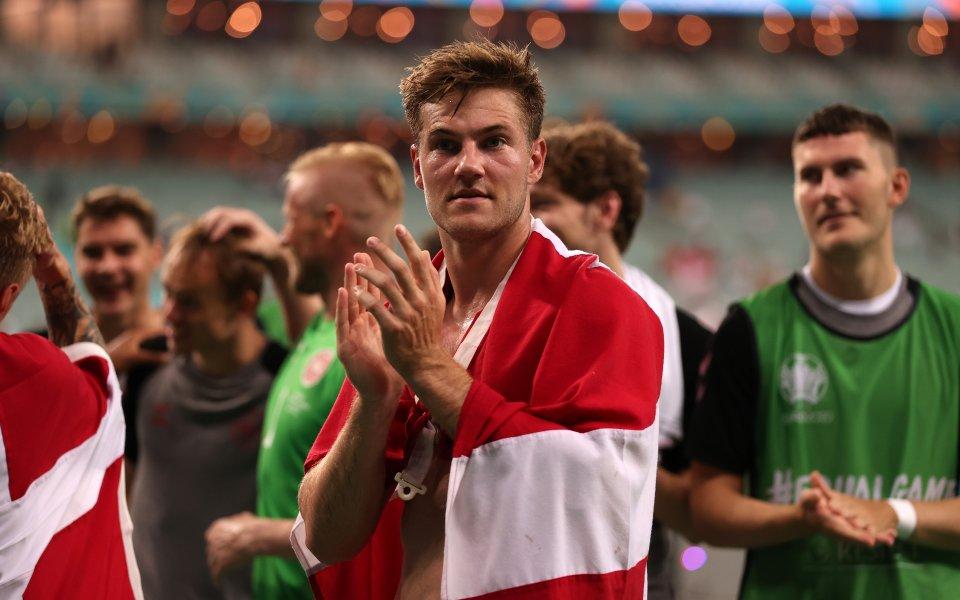 Палас подписа за пет години с датски национал от френския Лион
