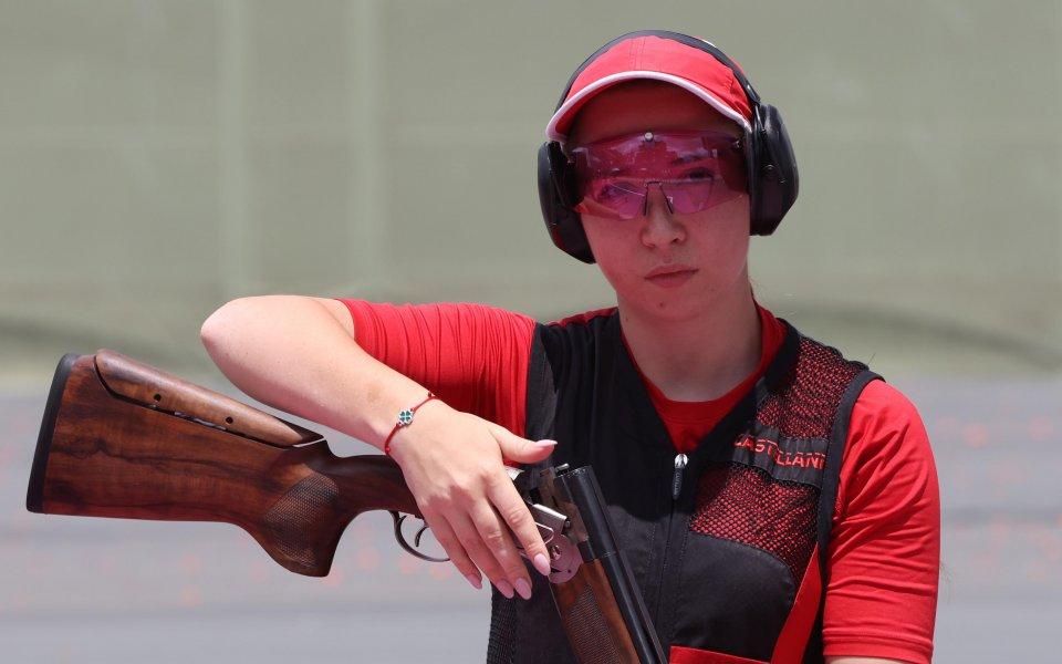 Българката Селин Али остана на 20-ото място в квалификациите на