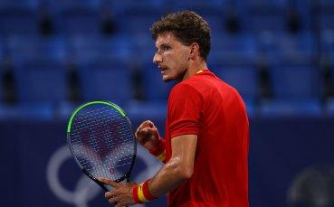 Испанец поднесе голямата изненада на тенис турнира в Токио 2020