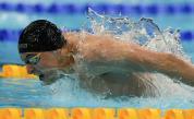 Йосиф Миладинов завърши осми в олимпийския финал на 100 метра бътерфлай