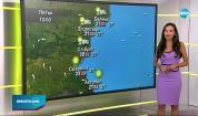 Прогноза за времето (30.07.2021 - сутрешна)
