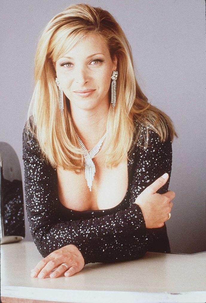 <p>Лиса Кудроу през 1996 година</p>