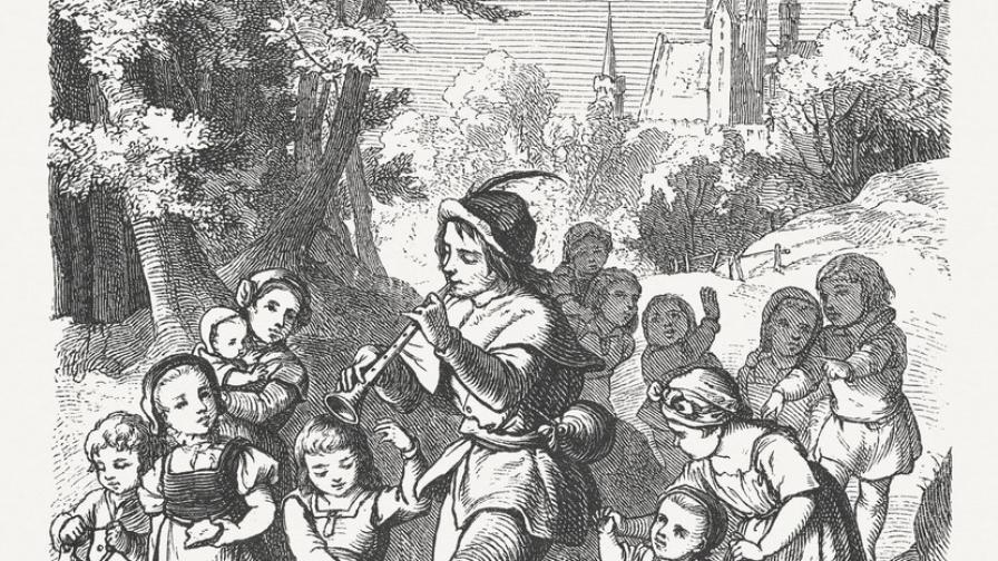 <p>Плъхове, отвличане и отмъщение - истината за &quot;Децата на Хамелн&quot;</p>